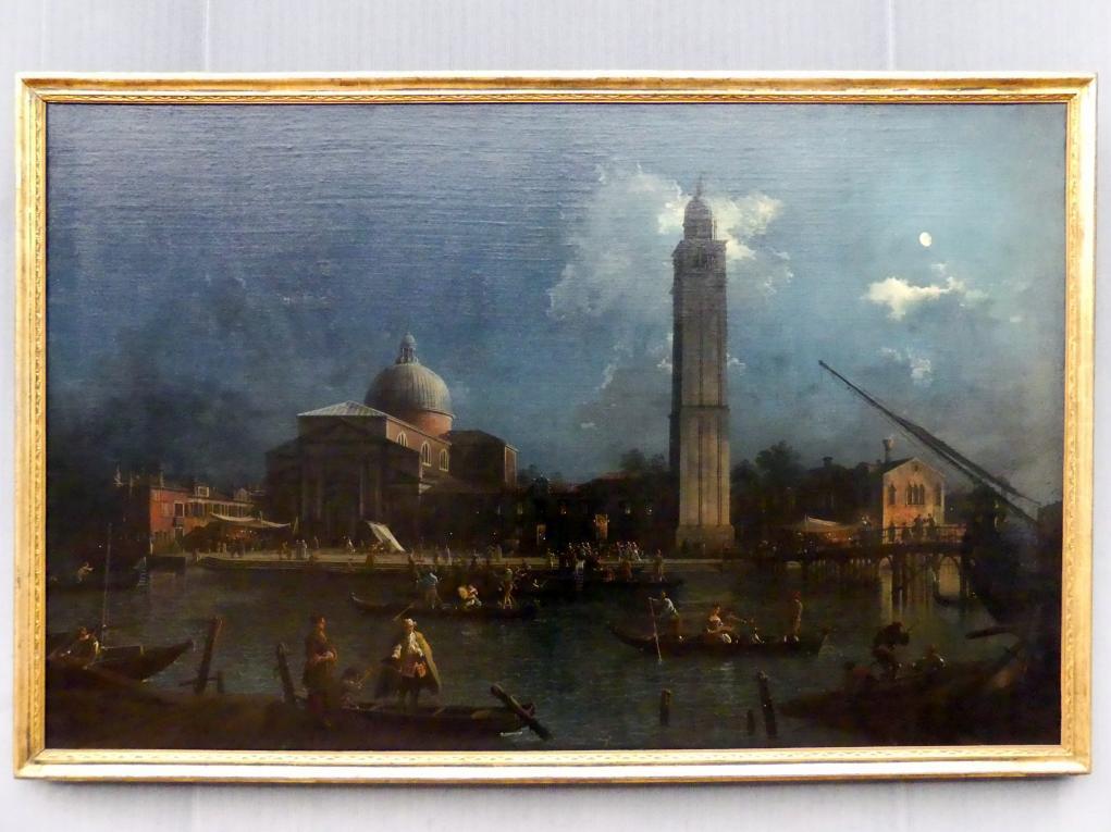 """Giovanni Antonio Canal (""""Canaletto""""): La Vigilia di S. Pietro, Um 1758 - 1763"""
