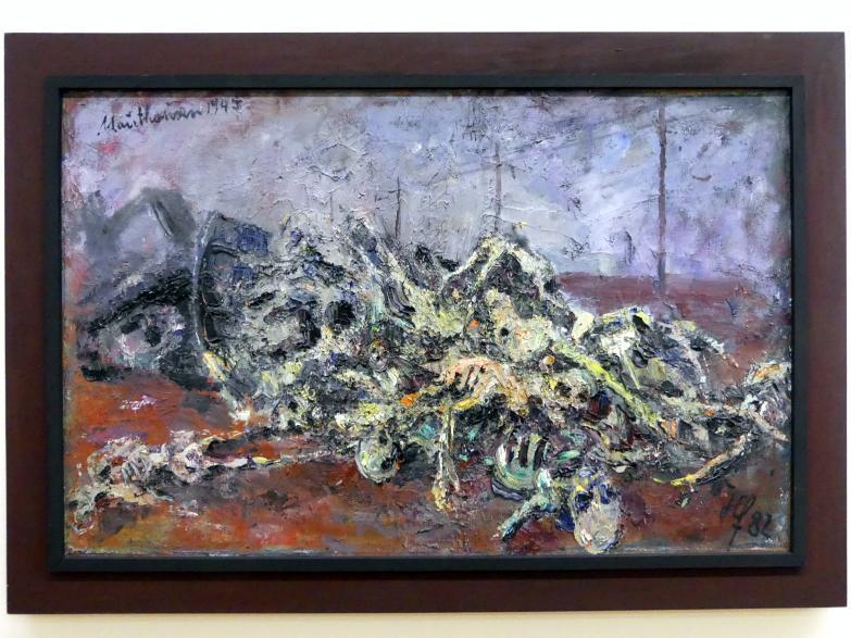 Hans Fronius: Mauthausen 1945, 1982