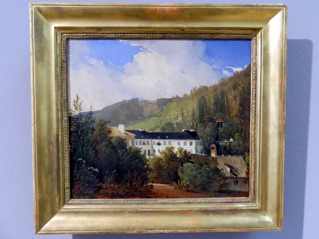 Adalbert Stifter: Das Vonwiller-Haus in Neuwaldegg, 1841