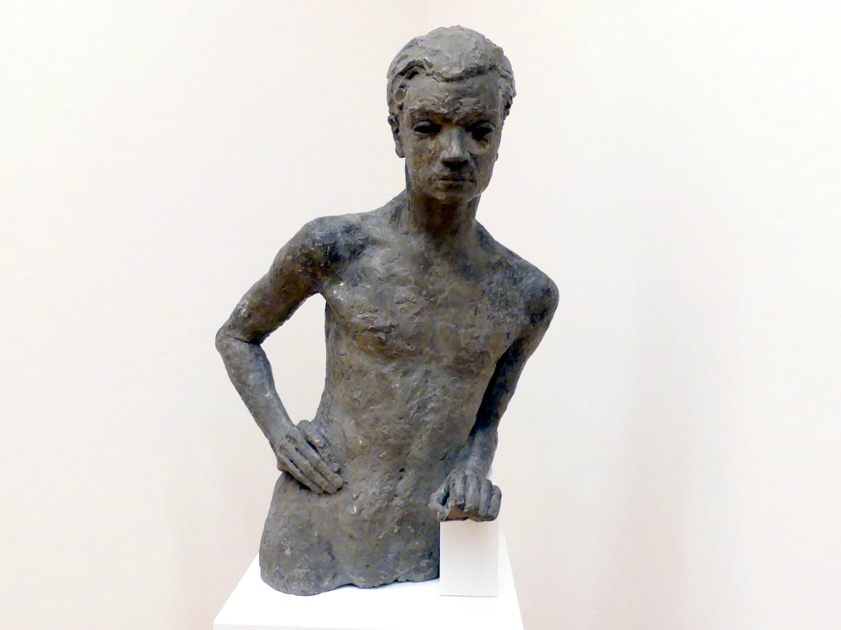 Ilse Fehling: Portrait Nikolai Wassiljew, 1924