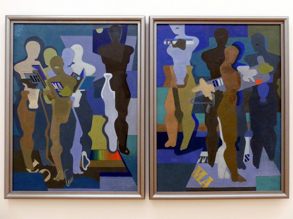 Johannes Molzahn: Armariolo in Antisma, 1931