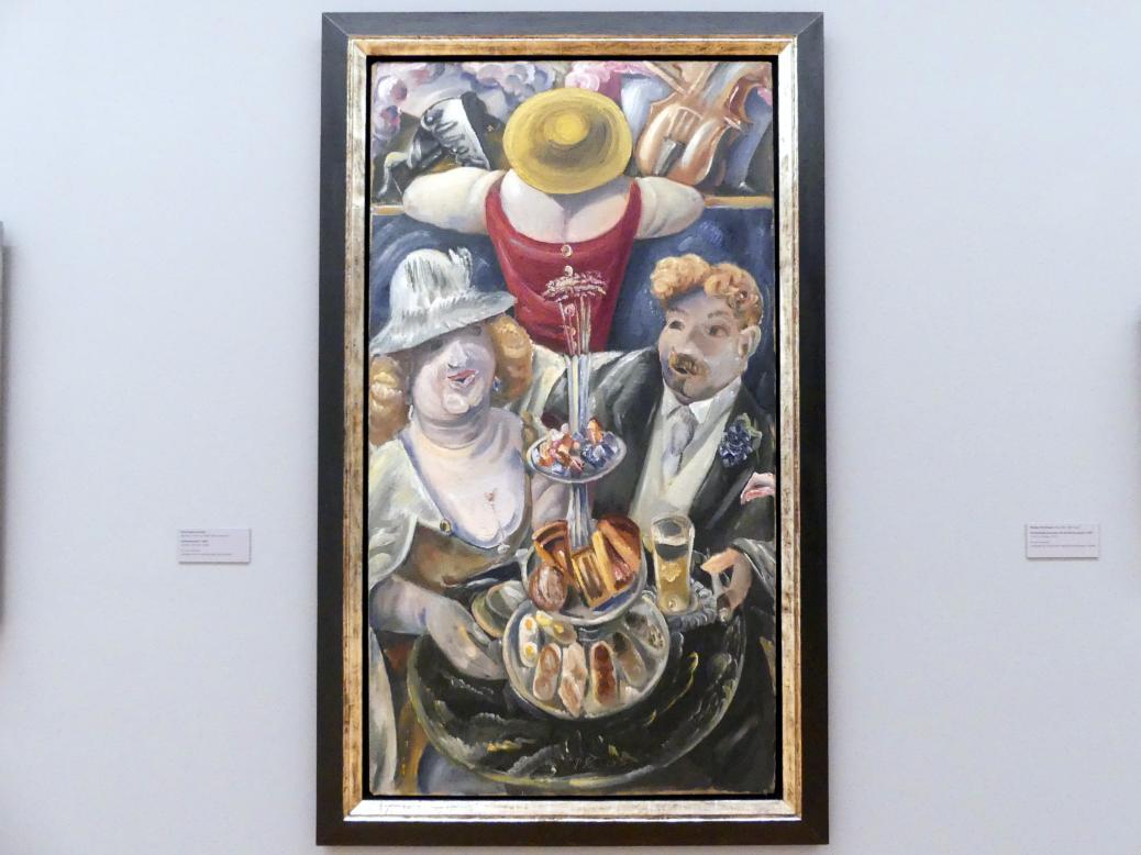 Paul Kleinschmidt: Kaffeekonzert, 1925