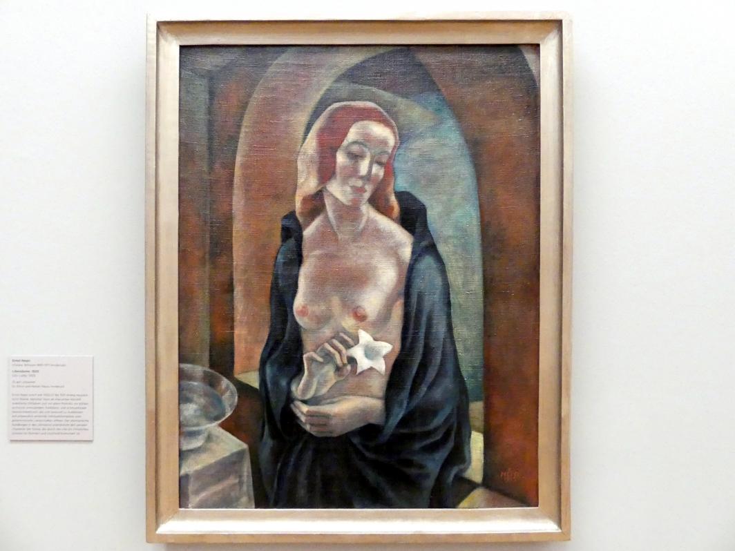 Ernst Nepo: Liliendame, 1925