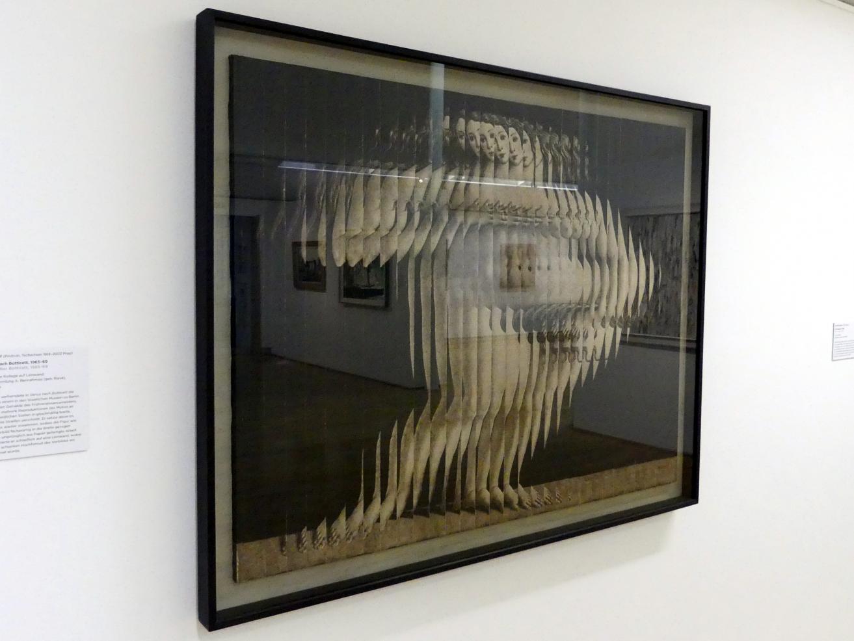 Jiří Kolář: Venus nach Botticelli, 1965 - 1969, Bild 3/4