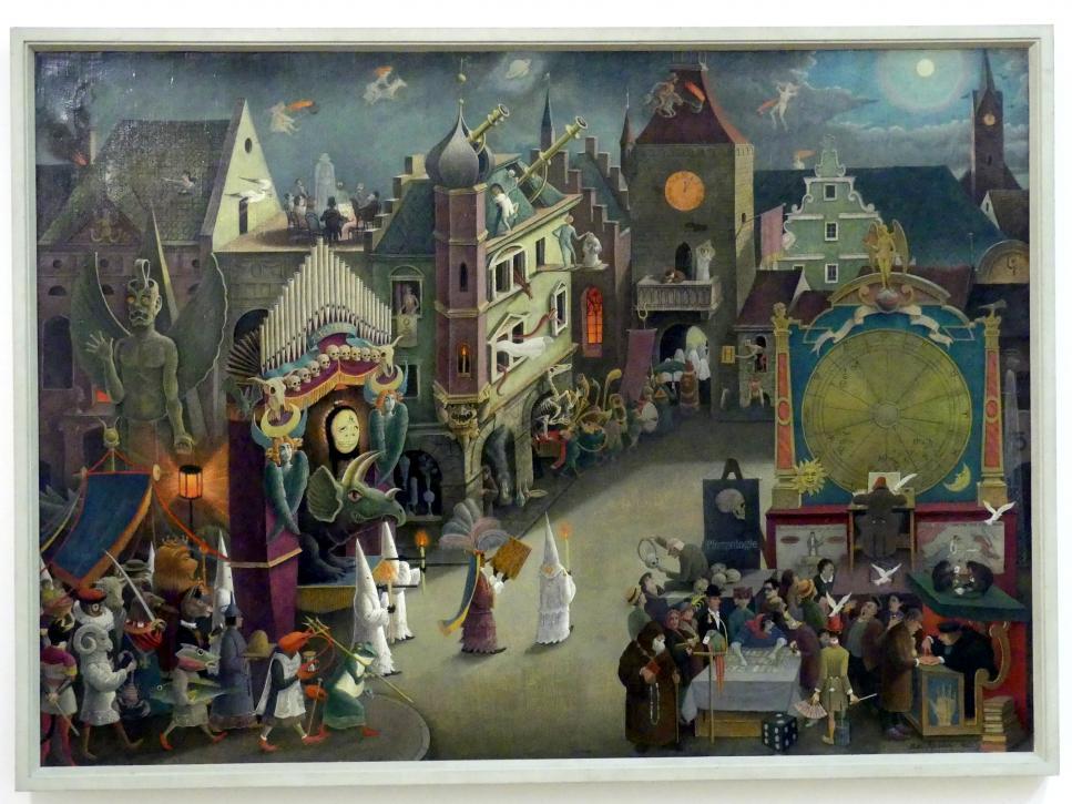 Max Radler: Nacht des Aberglaubens, 1963