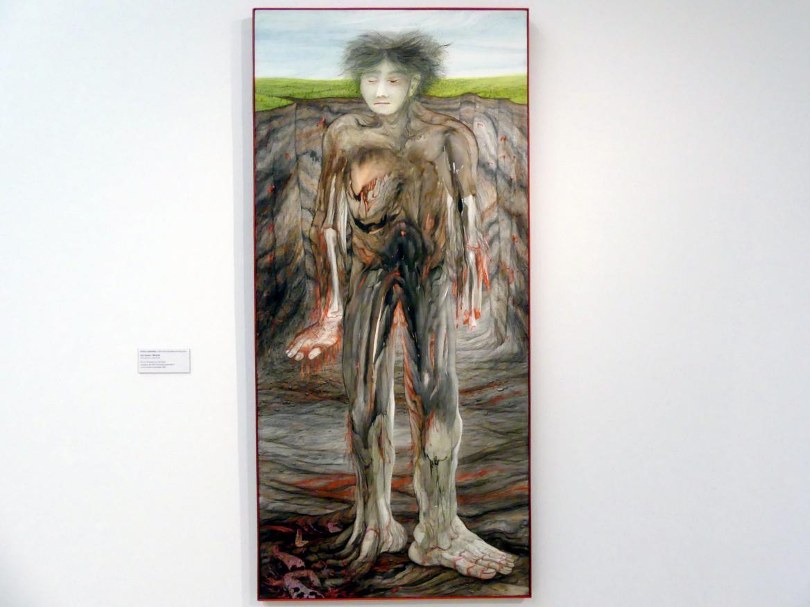 Anton Lehmden: Der Golem, 1983 - 1984