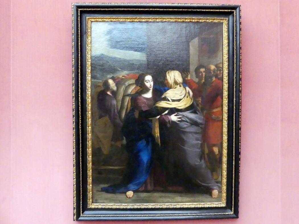 Francesco Guarino: Die Heimsuchung Mariae, um 1640 - 1645