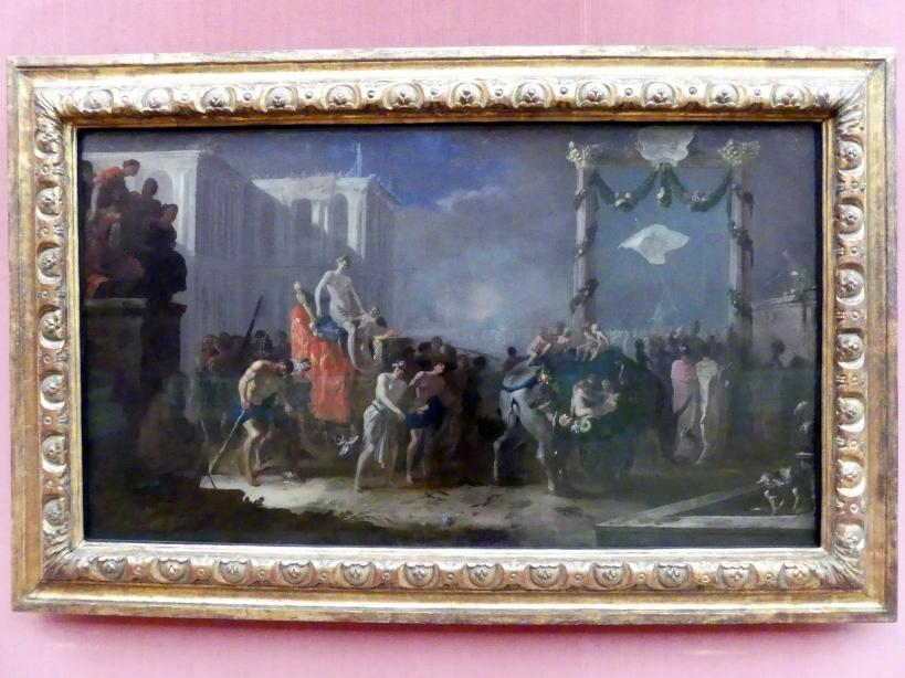 Johann Heinrich Schönfeld: Der Triumphzug der Venus, 1640 - 1645