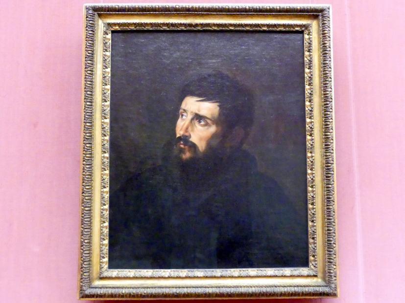 Jusepe de Ribera: Brustbild eines Mannes, Undatiert