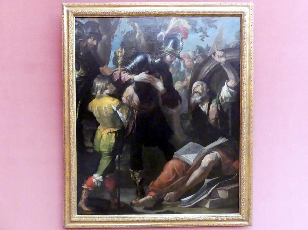 Gioacchino Assereto: Alexander und Diogenes, Um 1625 - 1635