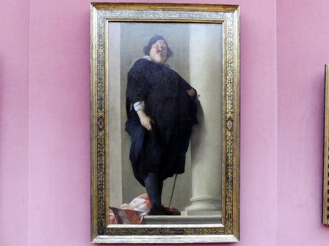 Charles Mellin: Bildnis eines Mannes, um 1630