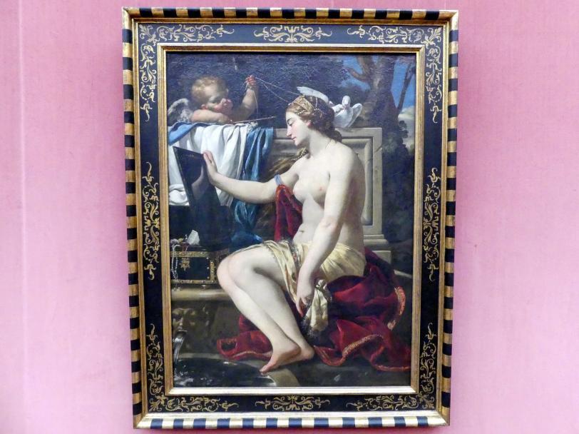 Simon Vouet: Die Toilette der Venus, Um 1625 - 1627
