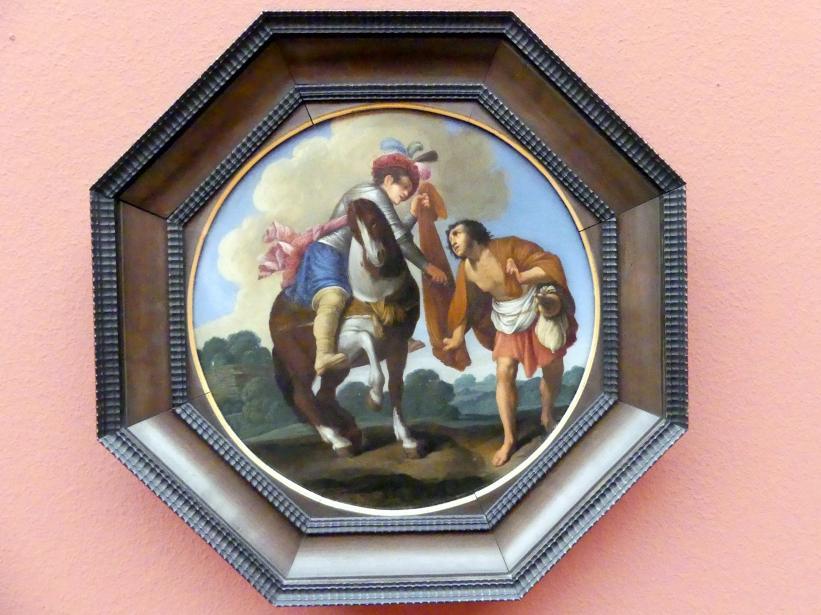 Carlo Saraceni: Der hl. Martin und der Bettler, Undatiert