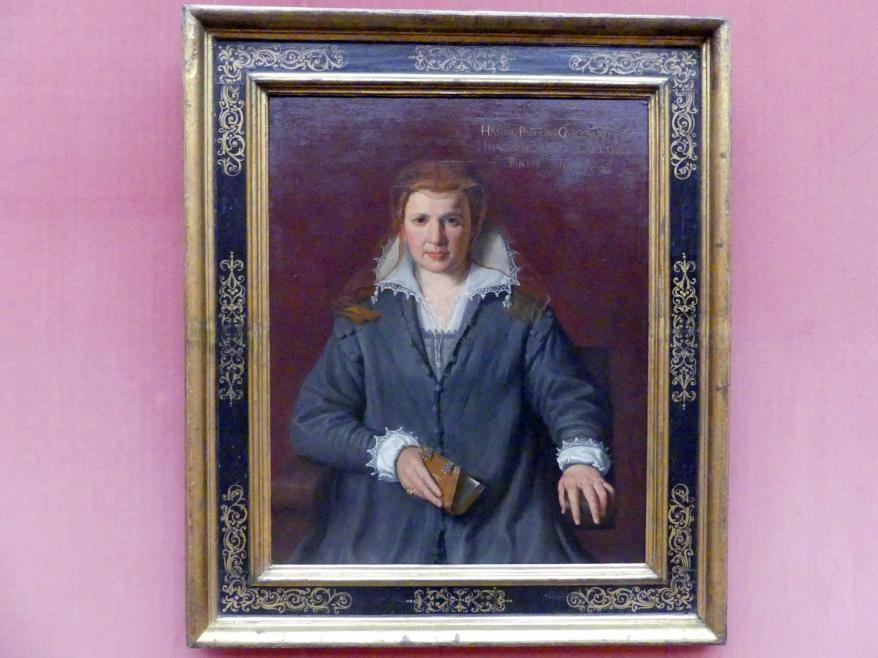 Agostino Carracci: Anna Parolini Guicciardini, 1598