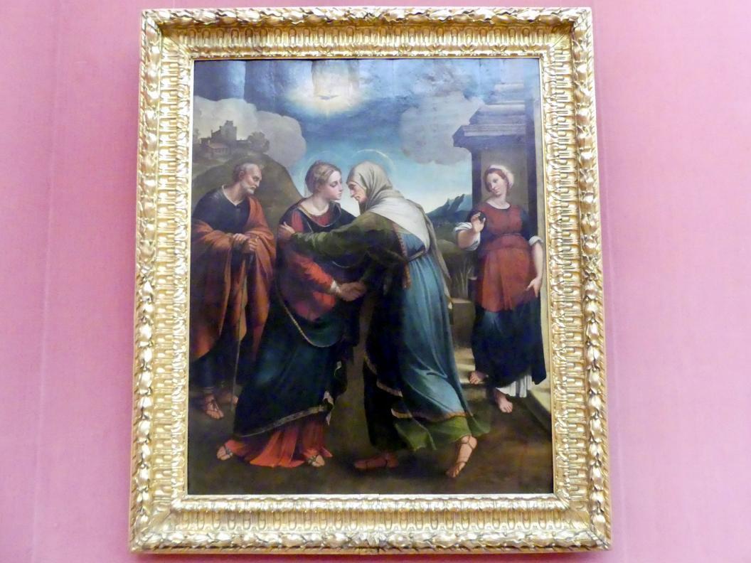 Bartolomeo Ramenghi (Bagnacavallo): Die Heimsuchung Mariae, um 1529