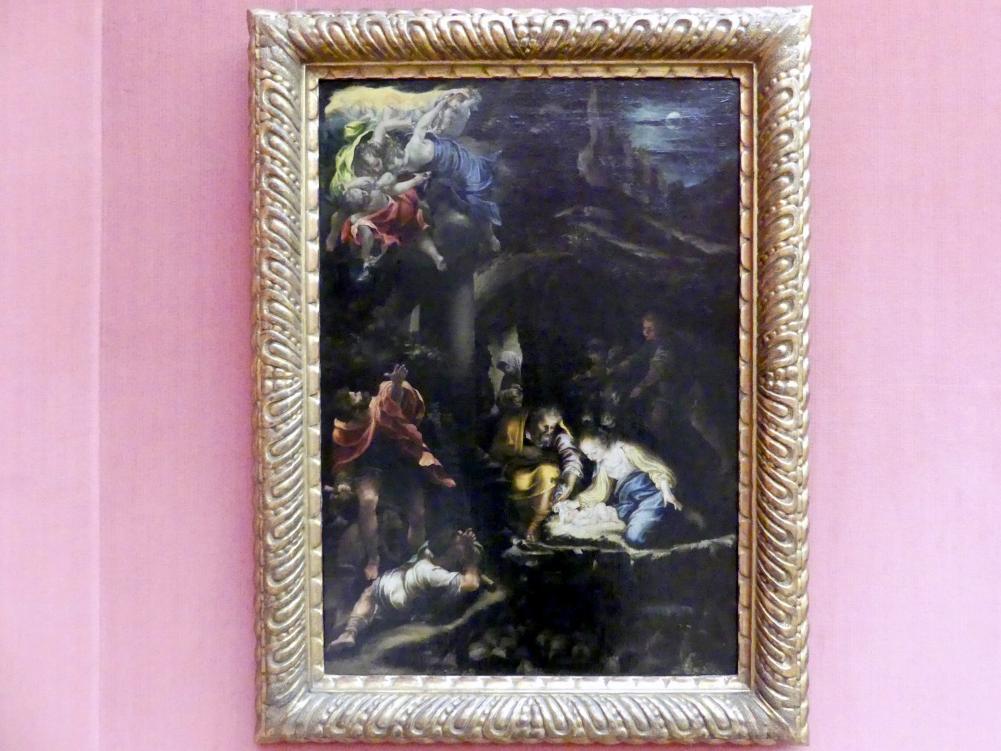 Lelio Orsi: Die Anbetung der Hirten, um 1565 - 1575