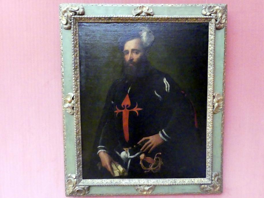 Nicolò dell'Abate: Bildnis eines Ritters des Santiago-Ordens, Undatiert