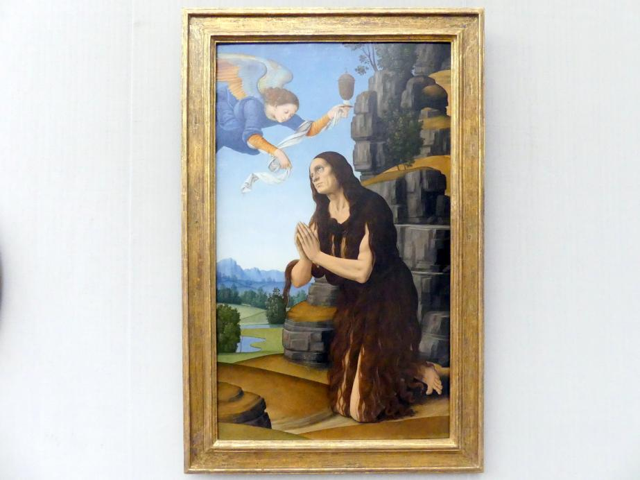 Lorenzo di Credi: Die hl. Maria Ägyptiaca, Undatiert
