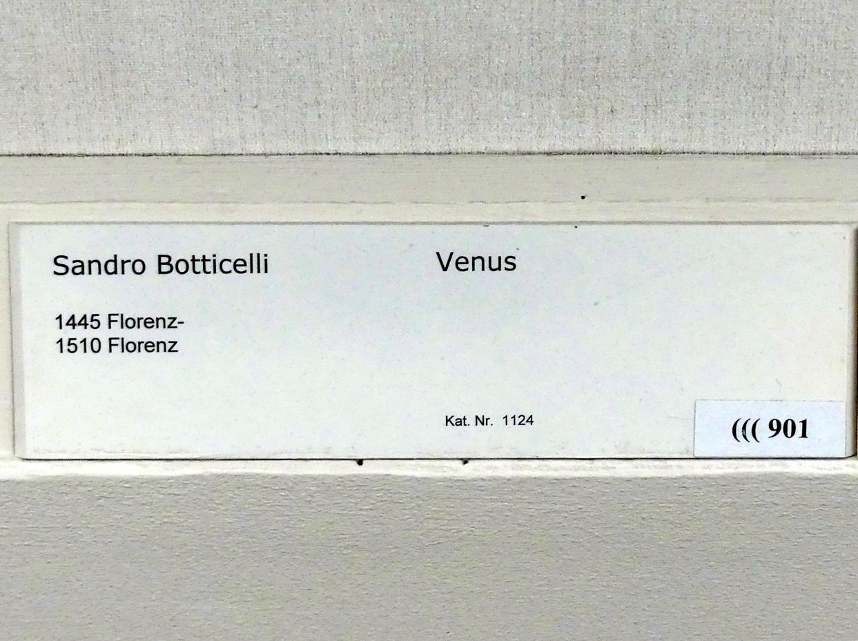 Sandro Botticelli: Venus, Undatiert, Bild 2/2