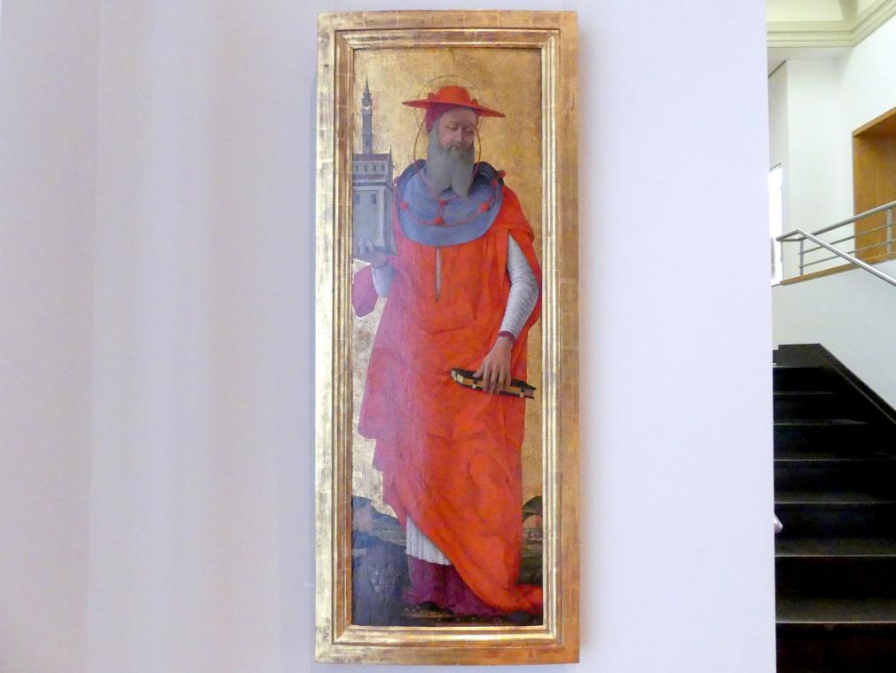 Vicino da Ferrara: Der hl. Hieronymus, um 1480