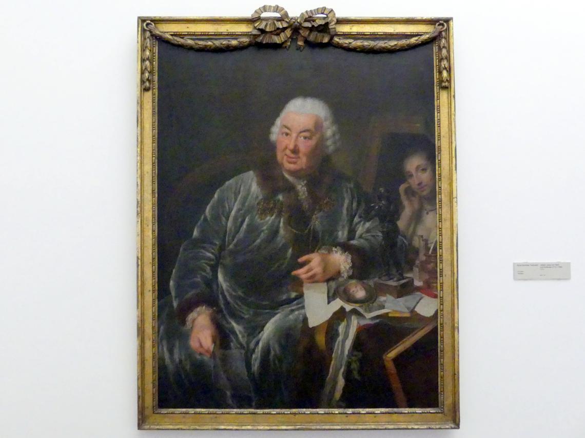 Anna Dorothea Therbusch: Johann Julius von Vieth und Golßenau (1713-1784), Um 1771