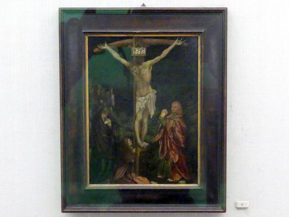 Christus am Kreuz, 17. Jhd.