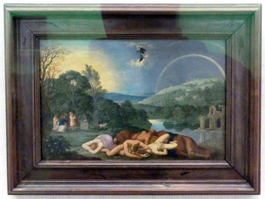 Johann König: Dankopfer Noahs, um 1620 - 1630