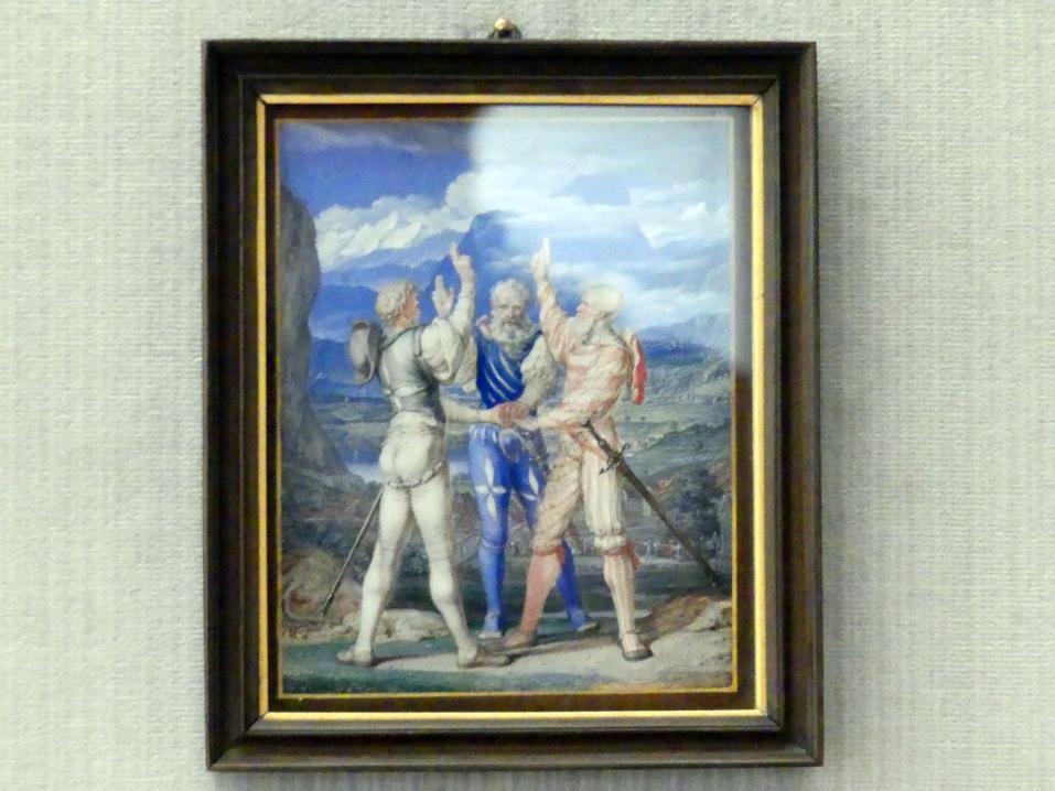Joseph Werner der Jüngere: Der Schwur auf dem Rütli, 1677