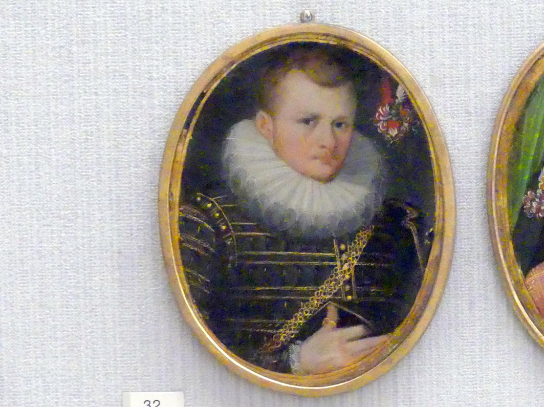 Georg Kinsky, Freiherr von Wchinitz und Tettau (gestorben um 1640), um 1600