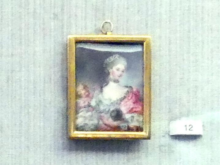 Daniel Nikolaus Chodowiecki: Prinzessin Friederike Sophie Wilhelmine von Preußen als Flora, 1765