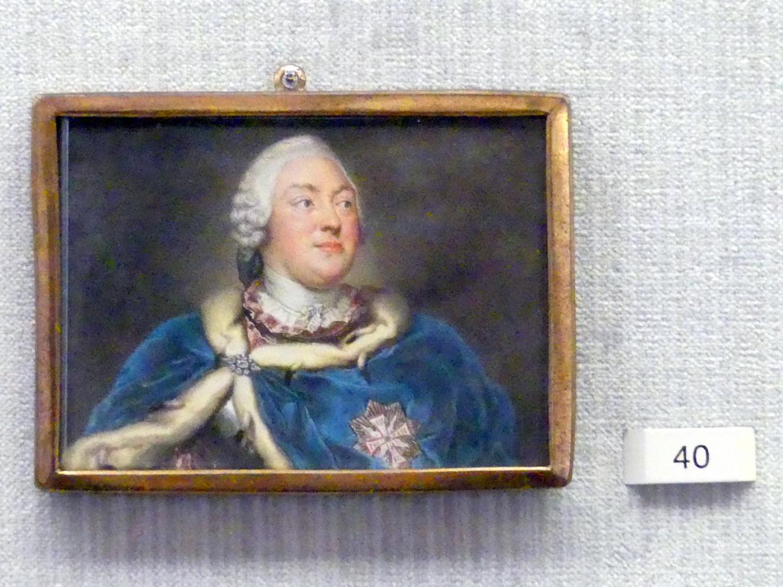 Anton Raphael Mengs (Nachfolger): Kurprinz Friedrich Christian von Sachsen (1722-1763) und Prinz von Polen, nach 1751