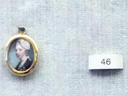 Jeremiah (Jeremias) Mayer: Königin Charlotte von England (1744-1818), Undatiert