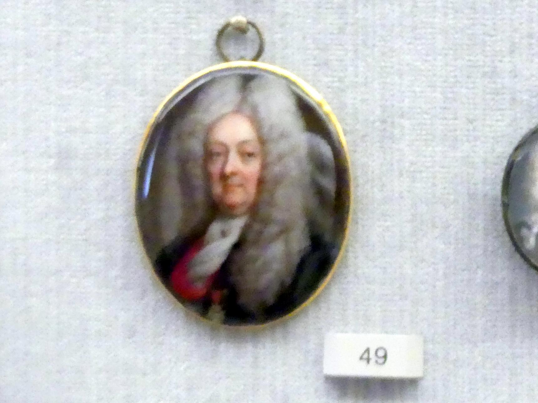Martin van Meytens der Jüngere: Bildnis eines alten Mannes, 1717 - 1720