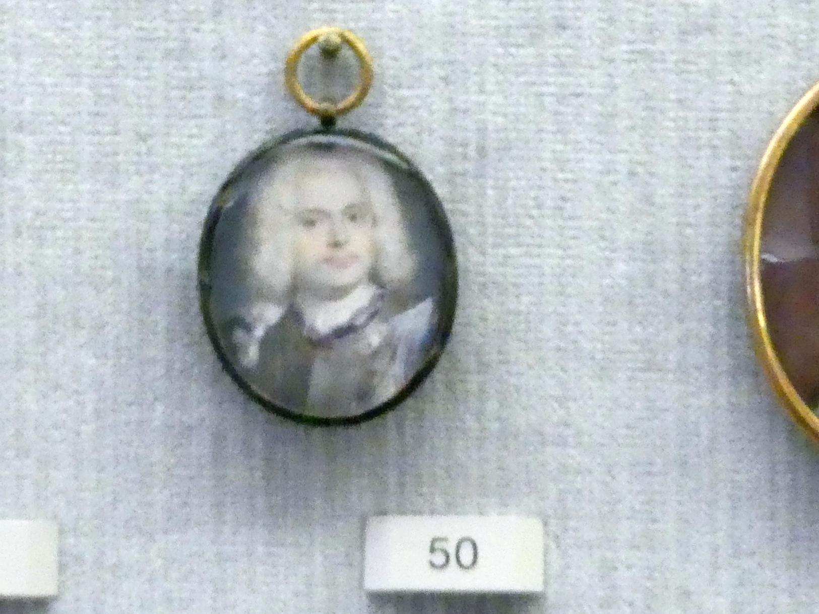 """Hermann Moritz Graf von Sachsen (1696-1750), genannt """"Maréchal de Saxe"""", um 1746"""