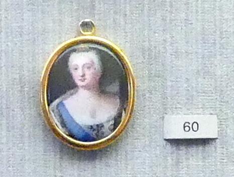 Elisabeth Petrowna (1709-1762), Zarin von Russland, nach 1742