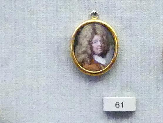 Jacob Paul Freiherr von Gundling (1673-1731), um 1724