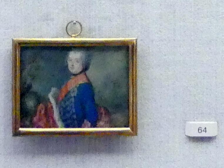 Antoine Pesne: Friedrich der Große (1712-1786) als Kronprinz, um 1739