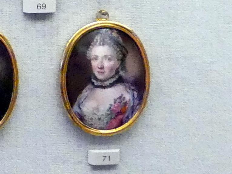 Carl Friedrich Thienpondt: Frau Friesner, 1762