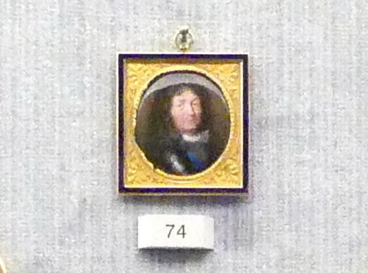 Jean Petitot: Ludwig XIV. von Frankreich (1638-1715), Undatiert
