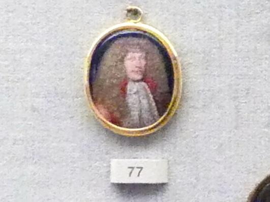 Peter Boy: Bildnis eines Mannes, um 1700