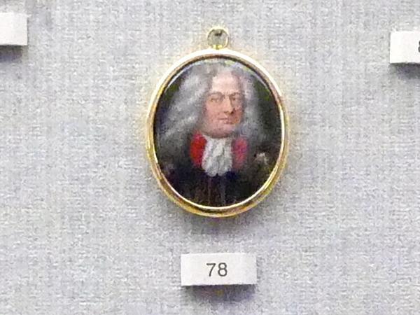 Jean-Pierre Huaut: Johann Georg II. von Anhalt-Dessau (1627-1693), um 1690