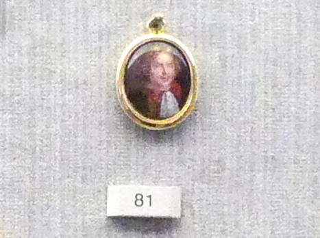 Bildnis eines Mannes, 1677