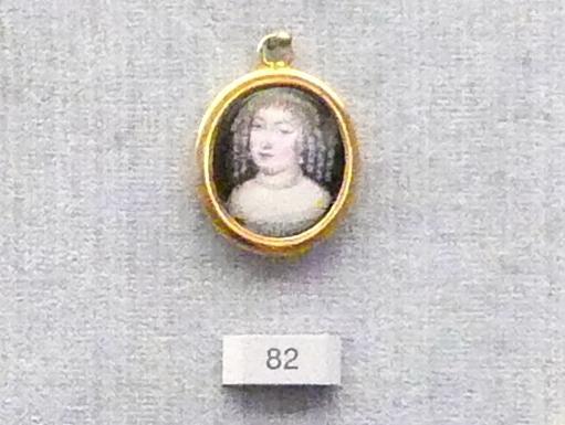 Die Landgräfin Hedwig Sophie von Hessen-Kassel (1625-1683), Mitte 17. Jhd.