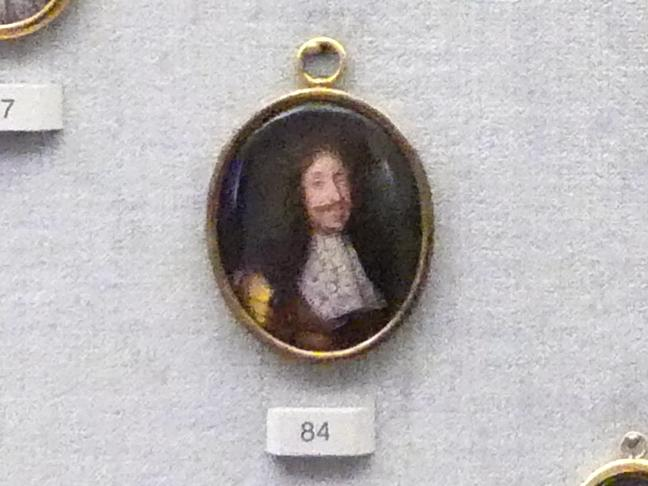 Peter Boy: Kaiser Leopold I. (1640-1705), um 1700