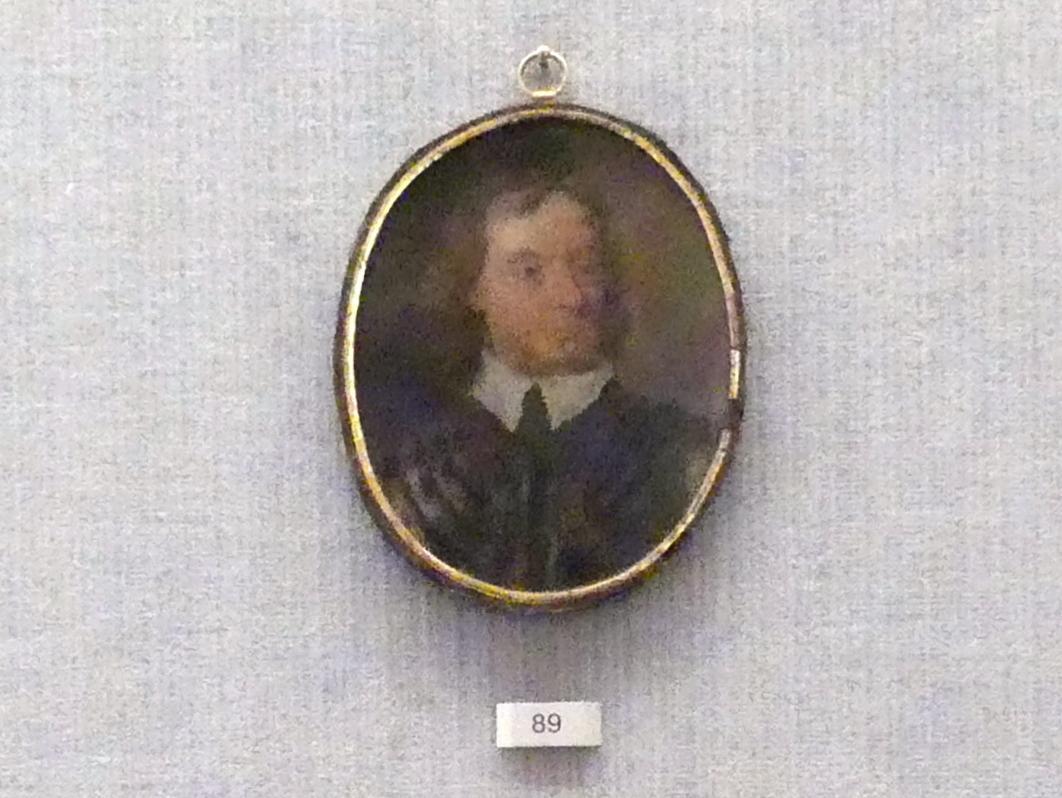 John Hoskins der Ältere: Oliver Cromwell (1599-1658), 1649