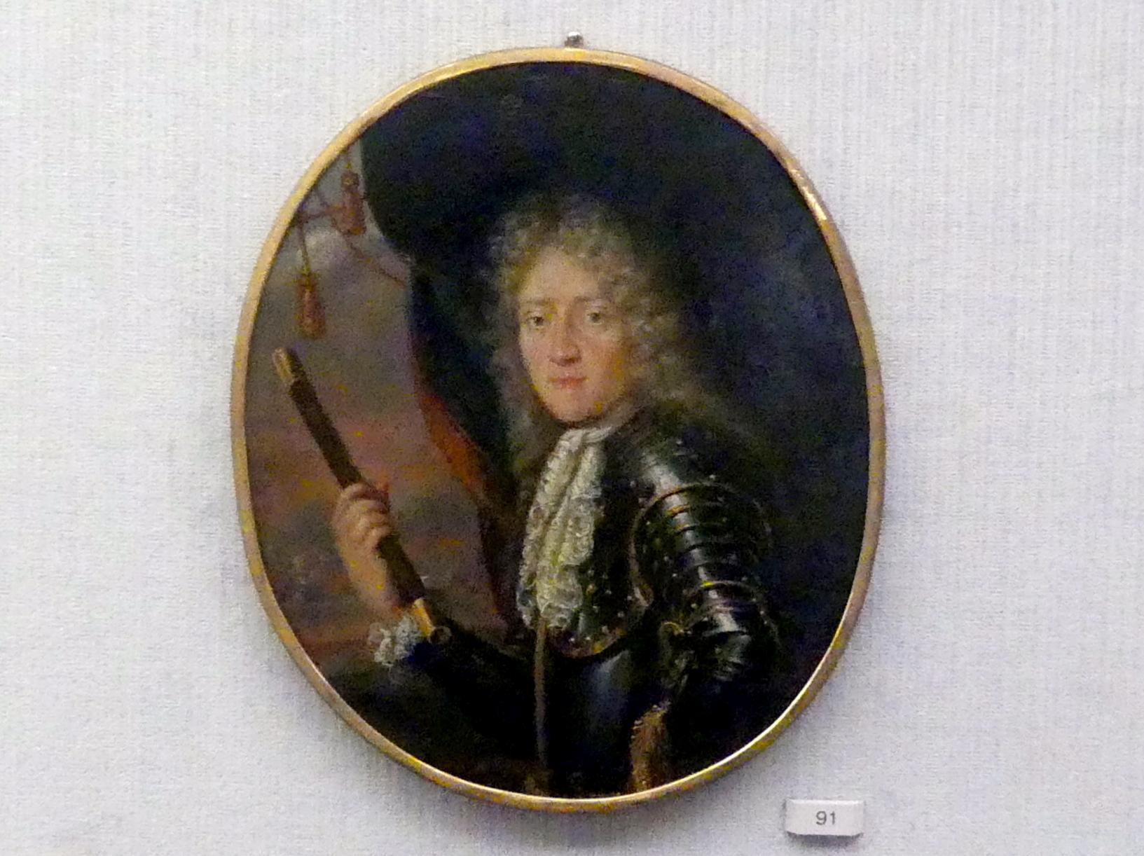 Adrian Heinrich Hirt: Herzog Friedrich Carl von Württemberg (1652-1698), 1695
