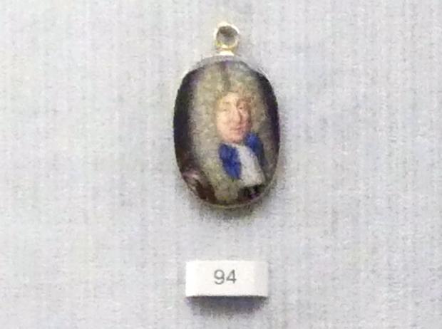 Friedrich I. (1646-1691), Herzog von Sachsen-Gotha-Altenburg, Mitte 17. Jhd.