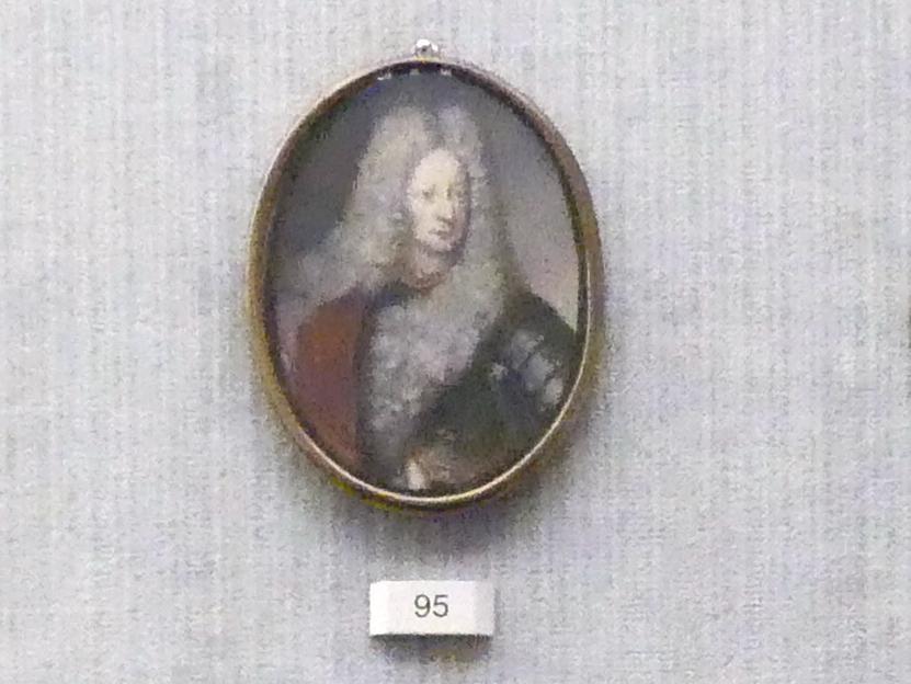 Markgraf Ludwig Wilhelm von Baden-Baden (1655-1707), gen. Türkenlouis, um 1700