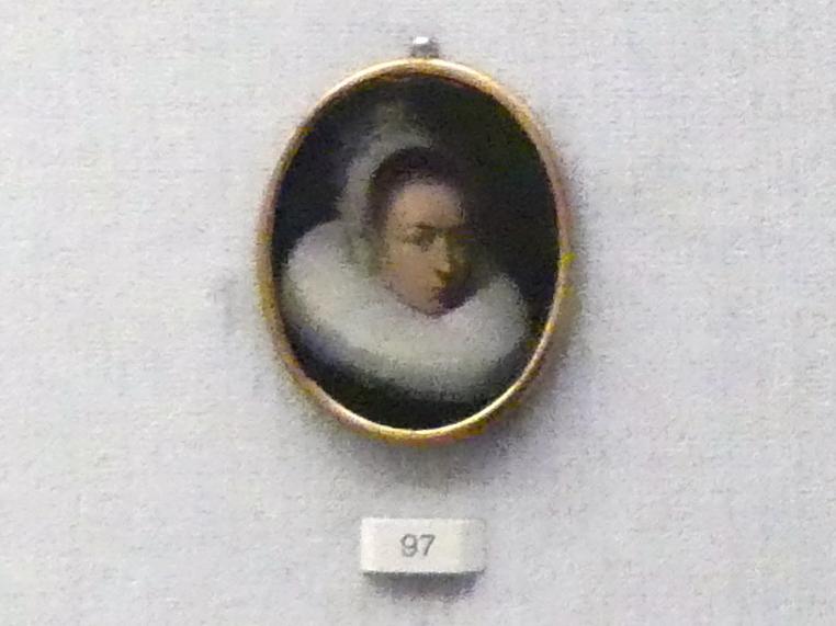 Bildnis einer jungen Frau, um 1640