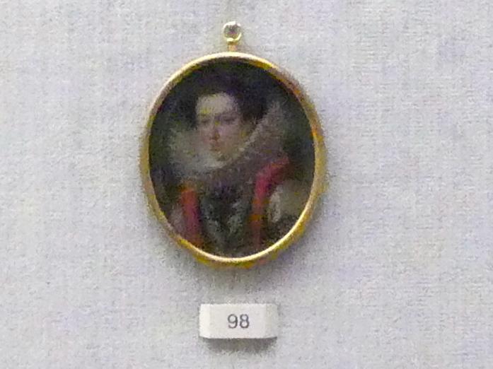 Felipe de Llaño: Königin Isabella von Spanien (1602-1644), um 1622